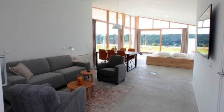 Natuurloft® Water met hottub en jacuzzi Landgoed St. Geertruid Limburg