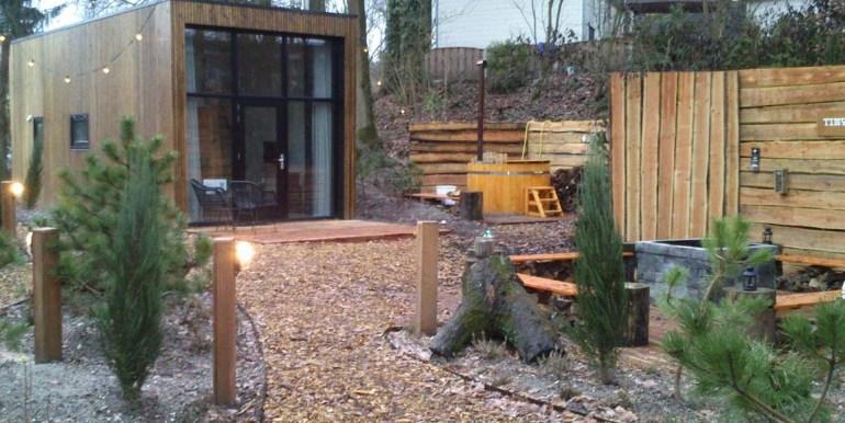 Vakantie in een Tiny House Droompark Buitenhuizen Amsterdam