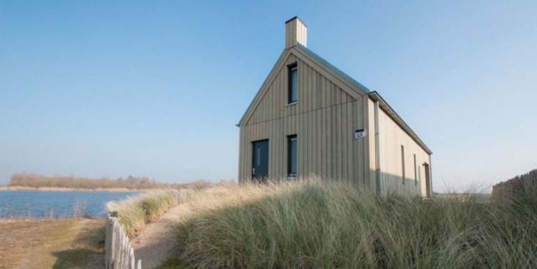 Waterrijk Oesterdam 4-persoons strandhuis Zeeland Tholen.