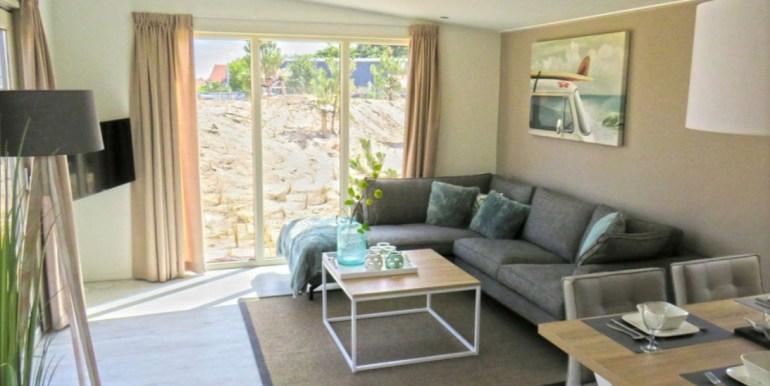 4-persoons luxe chalet op vakantiepark Boomhiemke Ameland 2