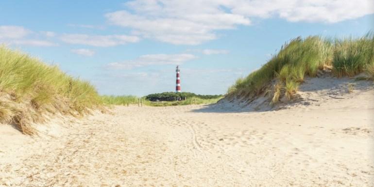 4-persoons luxe vakantiehuis op vakantiepark Boomhiemke Ameland