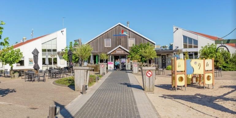 4-persoons luxe chalet op vakantiepark Boomhiemke Ameland 8