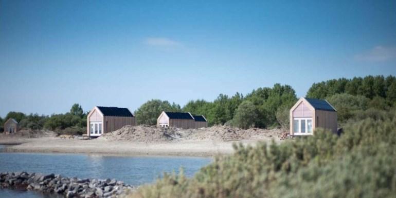 Tiny House aan het Grevelingenmeer Quiros Strandhuis Zeeland 2