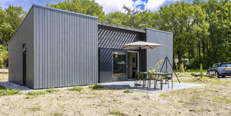 4-persoons luxe vakantiehuis in Drente | Zeegser Duinen 3