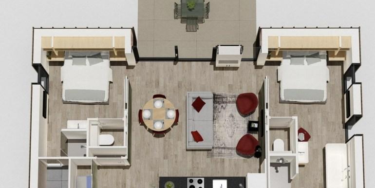 4-persoons luxe vakantiehuis in Drente | Zeegser Duinen 4