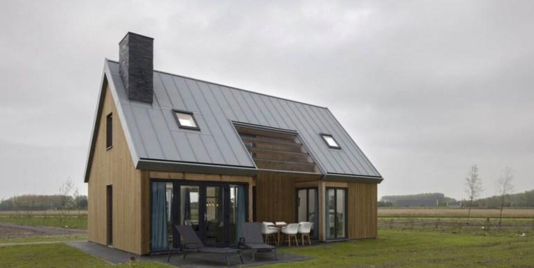 6-persoons vakantiehuis in ZeelandLARGO DOMEIN HET CAMPERVEER VEERSE MEER 6