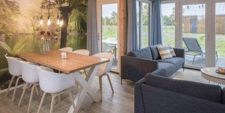 6-persoons vakantiehuis in ZeelandLARGO DOMEIN HET CAMPERVEER VEERSE MEER