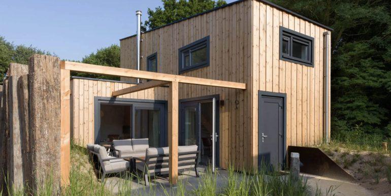 Duinlodge Noordzee Resort Vlissingen 6-persoons vakantiehuis Zeeland 3