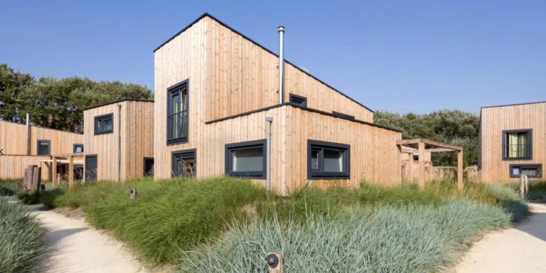 Duinlodge Noordzee Resort Vlissingen 6-persoons vakantiehuis Zeeland