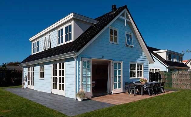 10-persoons Vakantiehuis in Noordwijk - de Gouden Spar 10