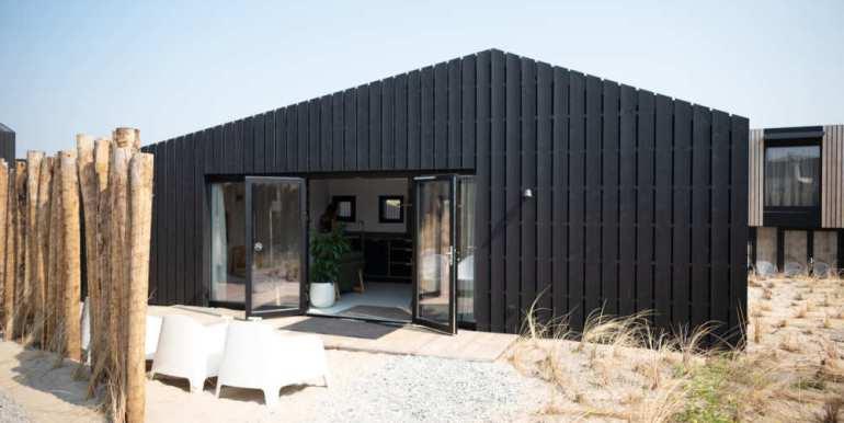 4-persoons vakantiehuis op vakantiepark Zandvoort 01