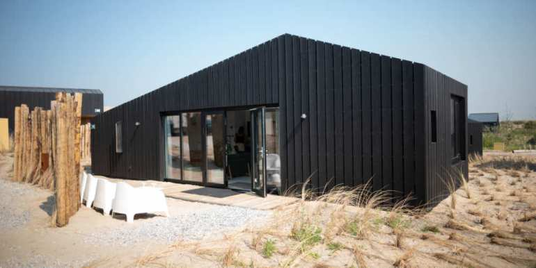 4-persoons vakantiehuis op vakantiepark Zandvoort 13