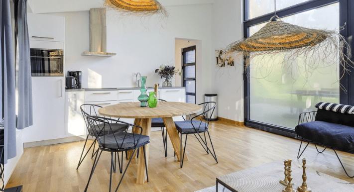4-persoons vakantiehuis Lodge vakantiepark 't Schuttenbelt Twente Enter 04