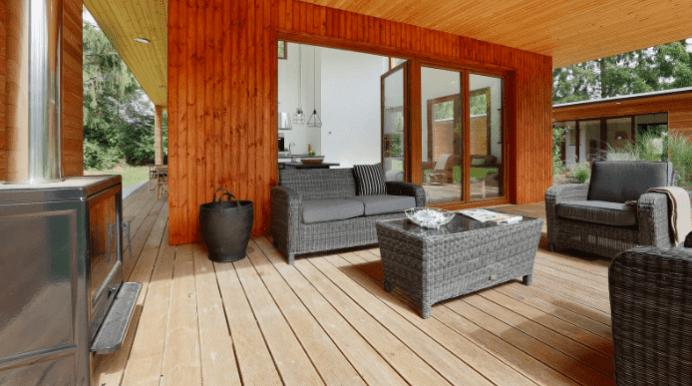 4-persoons vakantiehuis Overijssel vakantiepark 't Schuttenbelt Twente Enter 19