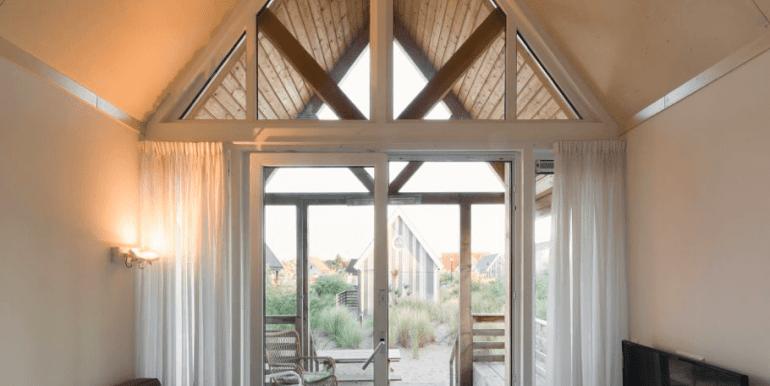 4-persoons strandhuis vakantiehuis in Zeeland Beach Resort Nieuwvliet-Bad 03
