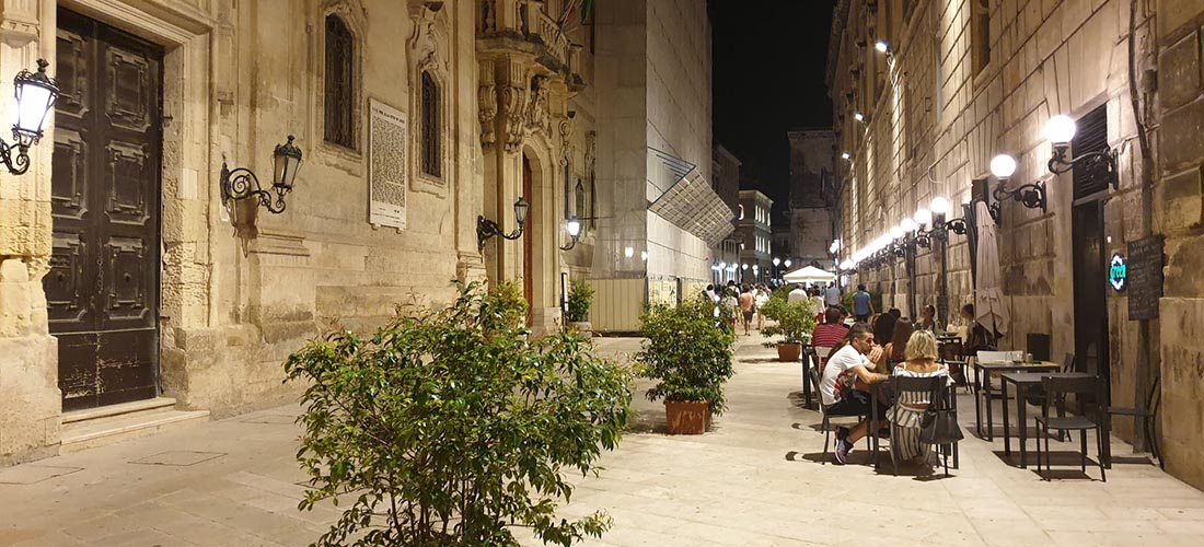 Lecce! De hipste stad van Italië
