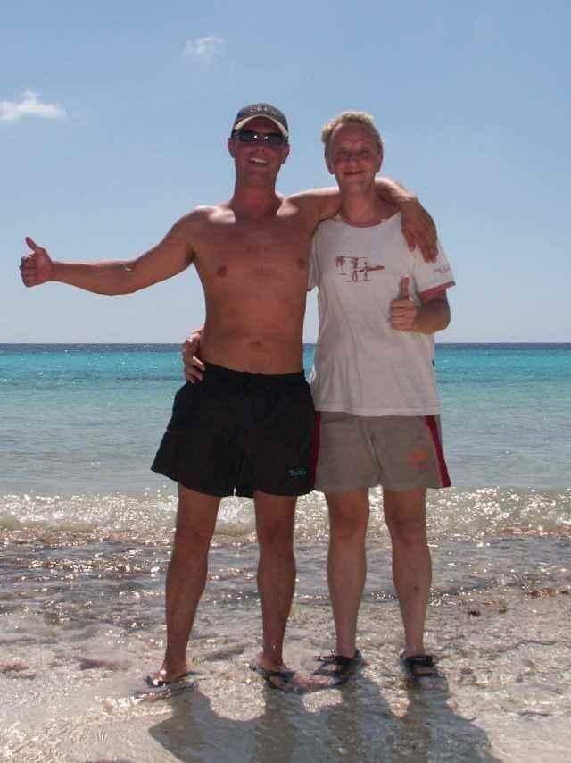 Vakantievilla Cas Bon Majeti Bonaire - Marcel en Jeroen