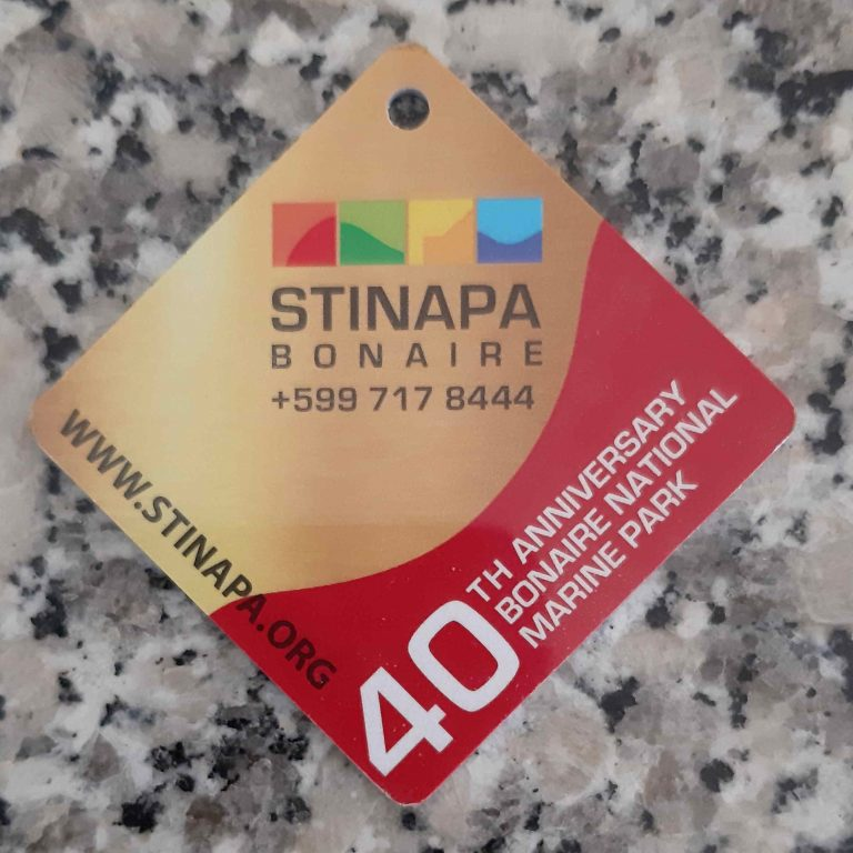 Stinapa nature fee nu online betalen
