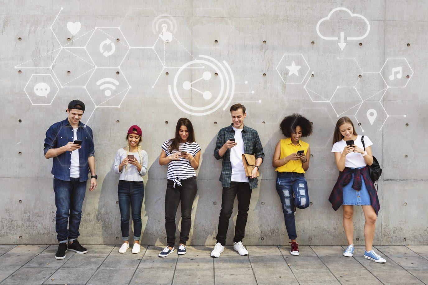 stratégie social média réseaux sociaux