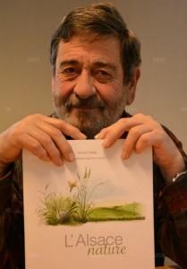 Gérard Freitag, auteur sainte-marien. PHOTO DNA - A.M.