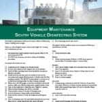 Maintenance Guide - Sentry Vehicle Disinfectant Delivery
