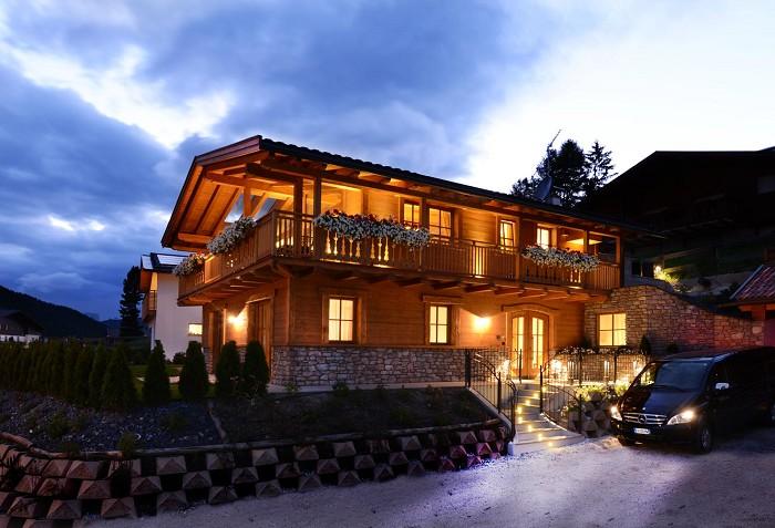 Pine Lodge Dolomites in Wolkenstein  Grden