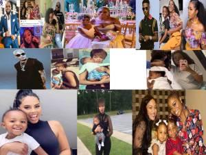 Meet Nigerian Top Music Artiste's Baby Mamas