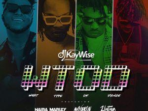 DJ Kaywise Ft. Mayorkun, Naira Marley & Zlatan – What Type Of Dance ( Instrumental )