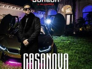 J Alvarez - Casanova Feat. DBWOY ( Instrumental )