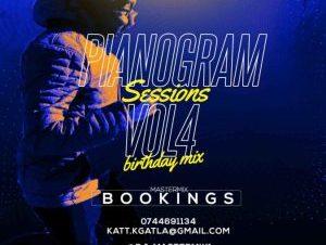 MasterMix – Pianogram Sessions Vol. 4