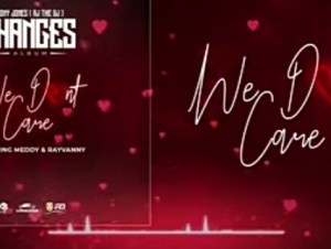 Rj The Dj – We Don't Care Ft Meddy & Rayvanny