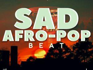 Sad – Omah Lay Type Beat (Prod by Elkanah)