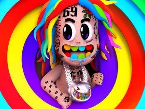 6ix9ine — WOO (Digital Bonus) ( Instrumental )