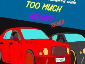 Gappy Ranks ft. Shatta Wale – Too Much Henny (Remix)