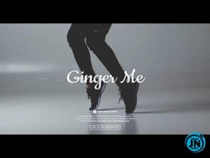 Ransom Beatz – Ginger Me (Burna boy x Afrobeat Type Beat)