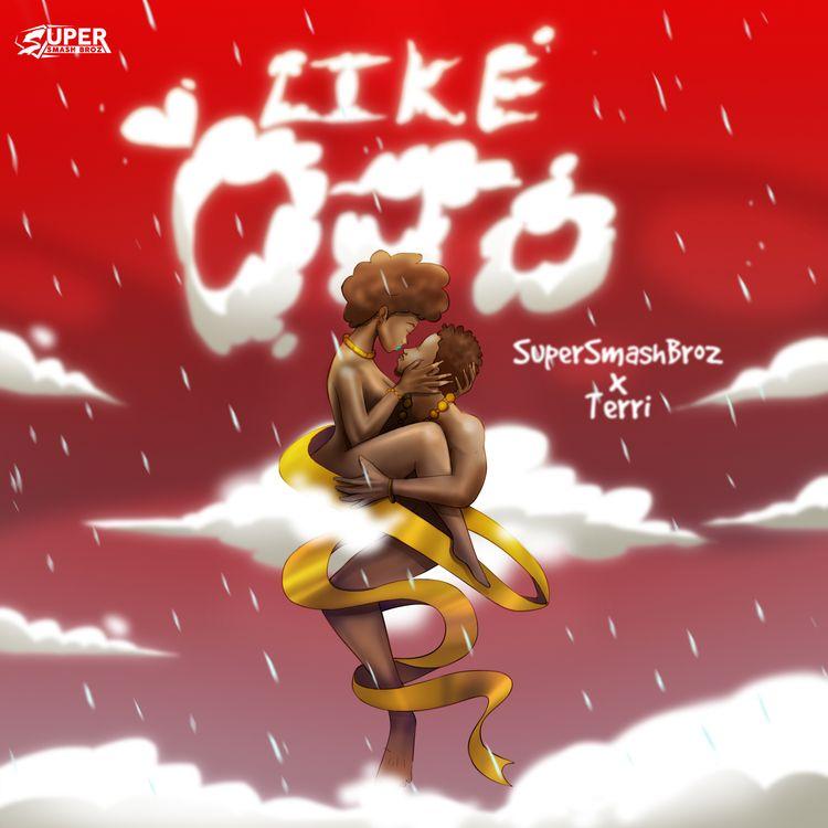 SuperSmashBroz & Terri – Like Ojo