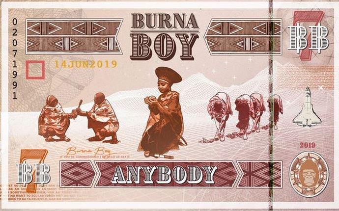 Burna Boy – Anybody