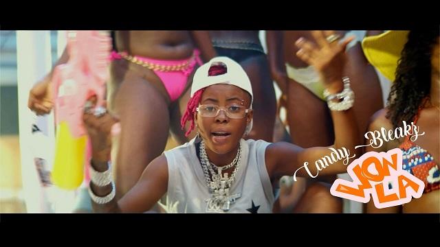 Candy Bleakz – Won La ( Video )