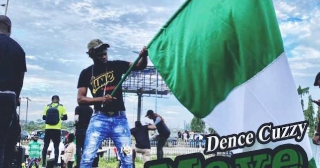 Dence Cuzzy – We Move