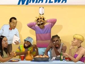 Juls ft. Twitch4eva, Quamina MP – Mmayewa