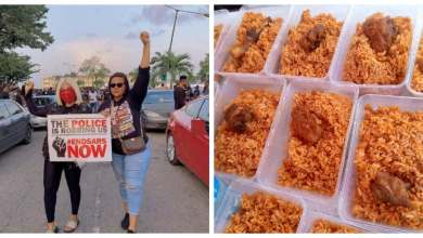 Be Wary Of Poisoned Foods At Protest Grounds – Nkechi Blessing