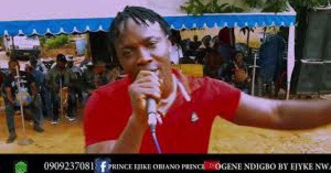Ogene EJYKE-END SARS, Stop Police Brutality