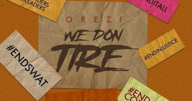 Orezi – We Don Taya