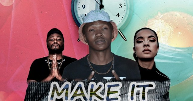 Tiga Maine ft 2Lee Stark & Mona Mula – Make It (Reloaded)