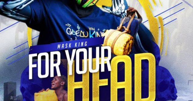 Uptown The Maskking – For Your Head