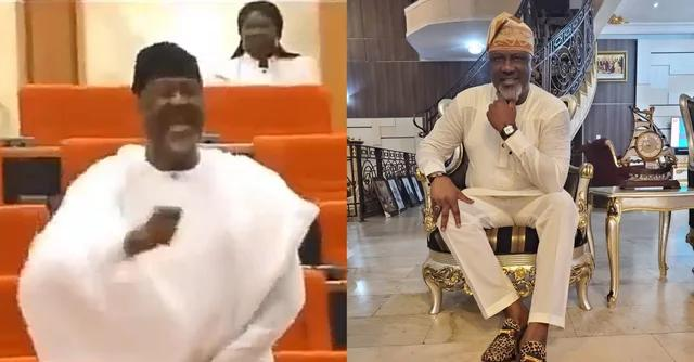 Watch Moment Dino was yelling to the Nigerian government
