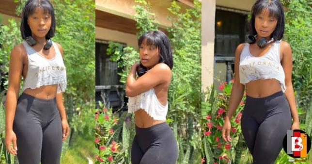 Efia Odo congratulates Wizkid
