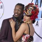 Offset makes joke with wife Cardi B after she was caught cleaning (Video)