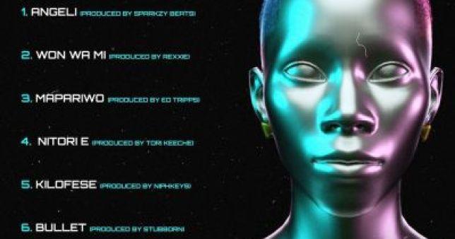 [Full Album] Zinoleesky – Chrome (Eccentric)