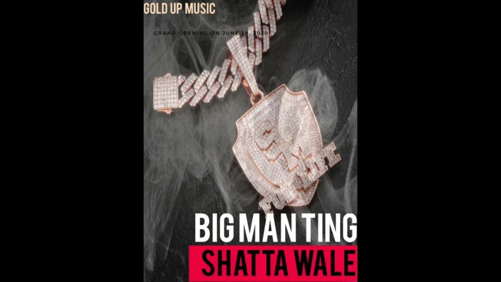 Shatta Wale – Big Man Ting BMT 1